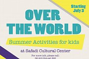 Summer Camp at Safadi Cultural Center