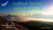 SUNSET HIKE at the Peaks of Laklouk Akoura with Green Steps
