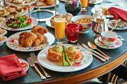 Breakfast At The Four Seasons Hotel Beirut