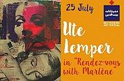 UTE LEMPER - Part of Beiteddine Art Festival 2018