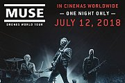 "MUSE ""Drones World Tour"" Live in Cinemas"