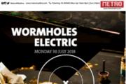 Wormholes Electric Live at Metro Al Madina