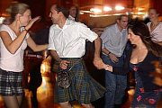 Scottish Ceilidh Dancing