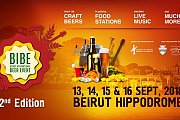 BIBE 2018 - Beirut International Beer Event