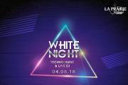 White Night Techno Music