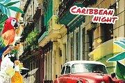 Caribbean Night at Wall Street