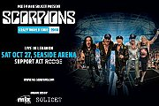 Scorpions live in Concert in Beirut, Lebanon