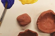 Clay Play! A Hands-on Workshop with Balsam Abo Zour