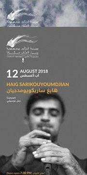Haig Sarikouyoumdjian   Armenian Music Concert « Lebtivity