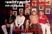 """Sweet Ride"" Blues Band at Quadrangle"