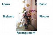 Ikebana Flower Arrangement Workshop With Stella Rifai