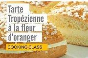 Tarte Tropézienne à la fleur d'Oranger - Cooking Class