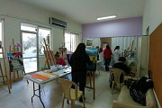 Oil Painting Class at YWCA