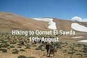 Hiking to Qornet el Sawda with Profit365