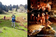 Ozur Forest Hike & Caving Ruwais with Wild Adventures