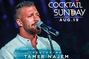 Tamer Najem at Riviera Beach Lounge Pool Party