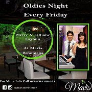 Oldies Night with Pierre & Liliane Layoun