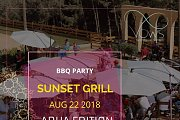 BBQ Party, Sunset Grill ADHA Edition