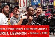 New York Film Academy Auditions & Portfolio Reviews