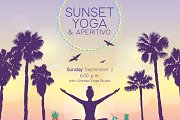 Sunset Yoga and Aperitivo