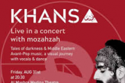 Khansa Live in Concert with Mozahzah