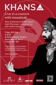 Khansa Live in Concert with Mozahzah