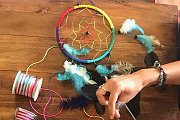 Yoga & Dream Catcher Workshop with Sarah