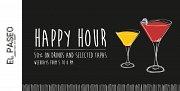 Happy Hour at El Paseo !