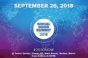 Social Good Summit 2018: Leaving No One Behind