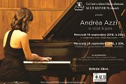 Andrea Azzi - Piano Concert at AUB