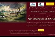 Un soupcon de Nature Exhibition by Anthony Abdel Karim