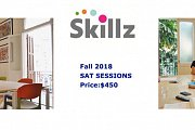 Fall 2018 SAT sessions