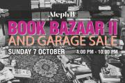 Book Bazaar II and Garage Sale