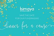 Fundraising Dinner for a Cause by Himaya