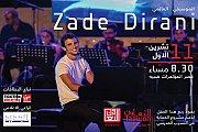 Zade Dirani in Concert