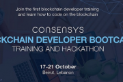 ConsenSys Lebanon Blockchain Developer Bootcamp