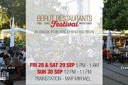 Beirut Restaurants Festival 2018