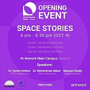 Space Stories: WSW Opening Event « Lebtivity