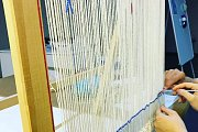 Weaving at Alwan Salma