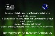 BICENTENARY OF ROBERT SCHUMANN