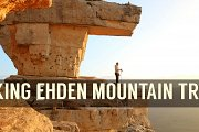 Hiking Ehden Mountain Trail (Exclusive Trail) with Olistrails