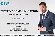 JCI Official Course: Effective Communication - Message Delivery