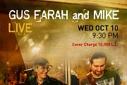 GUS FARAH & Mike Live at Em's