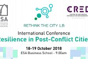 Rethink the City.LB | Resilience in Post-Conflict Cities