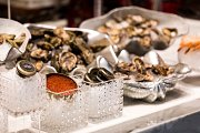 Pop-Up Caviar & Oysters Bar at Four Seasons Hotel
