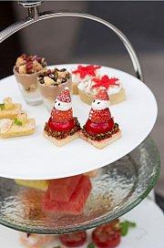 Festive Afternoon Tea at Four Seasons Hotel