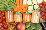 Nutritious Homemade Baby Food