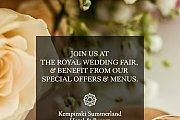 Kempinski Summerland at the Royal Wedding Fair