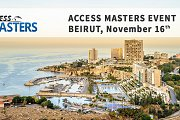 Top International Masters Event in Beirut