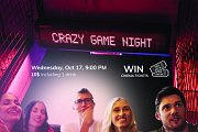 Crazy Game Night